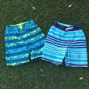 Boys 3T Old Navy Swim Trunk bundle
